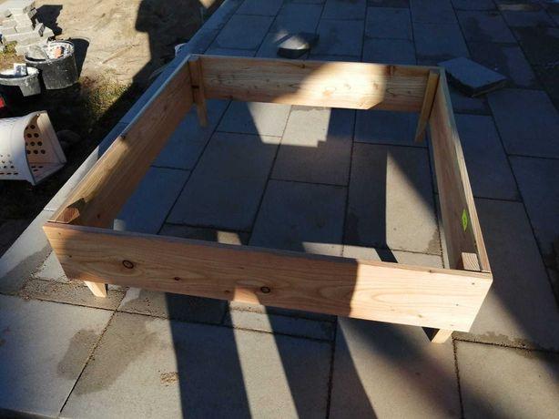 Piaskownica drewniana 100 cm