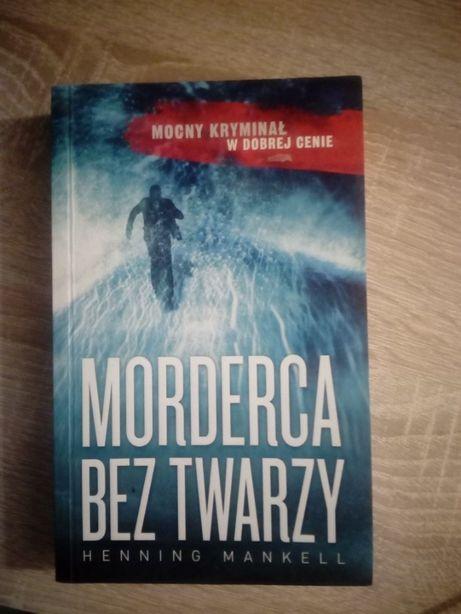 Książka Henning Mankell Morderca bez twarzy