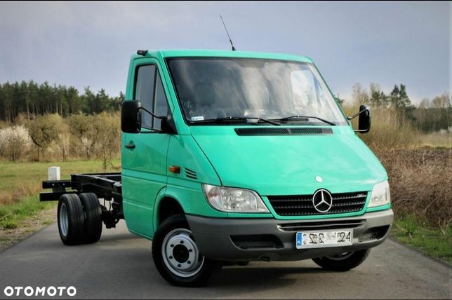 Mercedes-Benz Sprinter 416  2006r. 2.7 o mocy 156kM