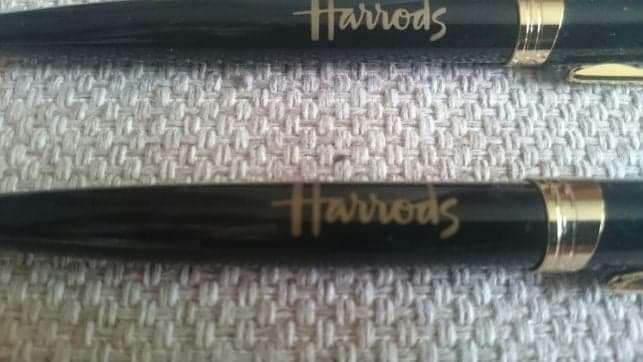 Długopisy harrods