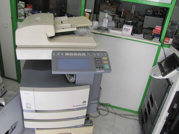 Vendo Fotocopiadora Toshiba Studio e350 a preto e branco