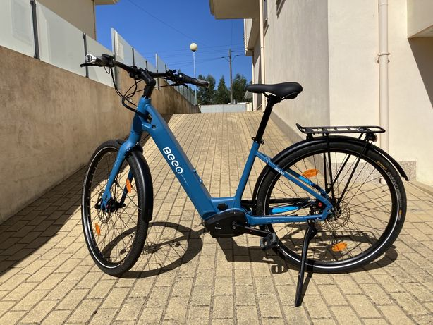 Beeq E800 Tamanho S Azul