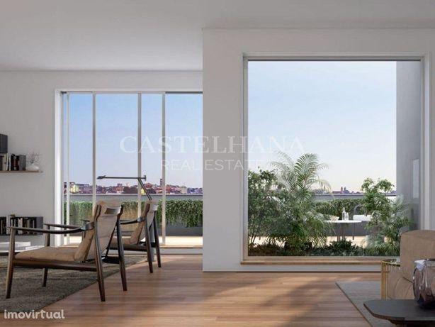 Penthouse com 4 quartos - Boavista