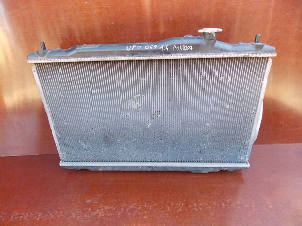 Chłodnica wody wentylator HONDA CIVIC UFO 1.4 06-09