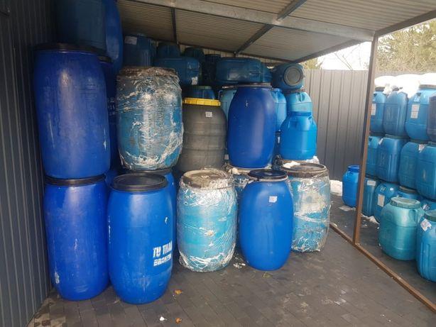 Beczki duże 120 litrów 160 litrów 200 litrów po spożywce