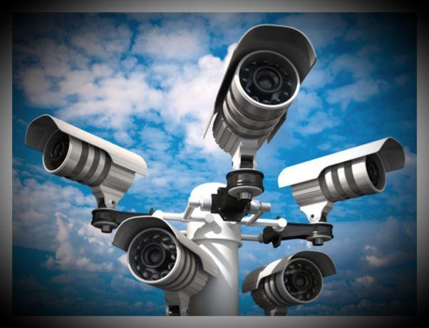 Видеонаблюдение и охранная сигнализация любой сложности.