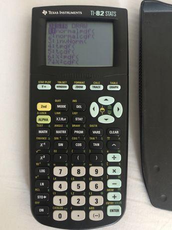 Calculadora Texas TI-82 STATS