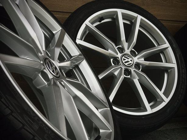 "Felgi Aluminiowe Koła Volkswagen 18"" 5x112 R Line Pretoria 18 VAG Golf"