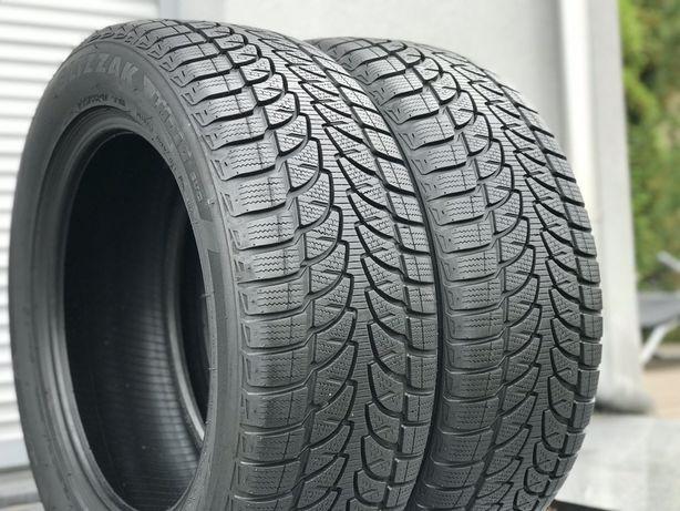 2szt zimowe 235/55R17 Bridgestone 8,2mm 2016r stan JAK NOWE! Z333