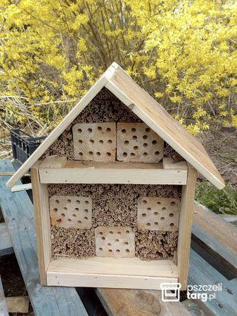 Domek dla pszczół murarek / Hotel dla dzikich