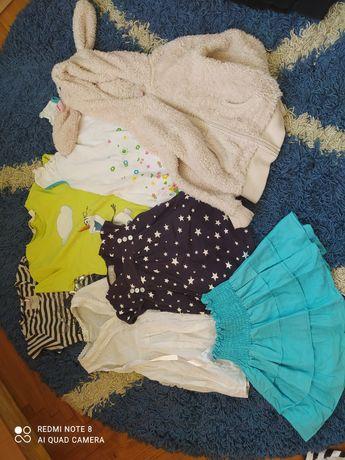 Віддам одяг для дівчаток