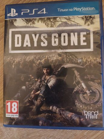Диск Days gone ps 4