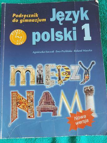 Jezyk polski 1 Między nami podręcznik do gimnazjum