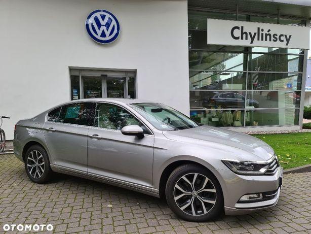 Volkswagen Passat Comfortline / 1.8tsi 180km Dsg / Nawigacja /