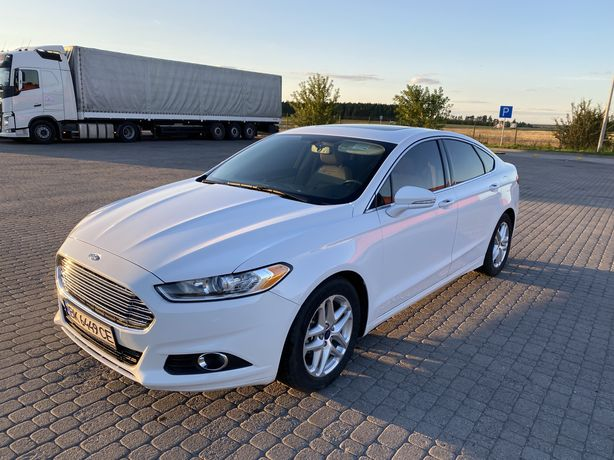 Ford Fusion 2014 1.5ecoboost