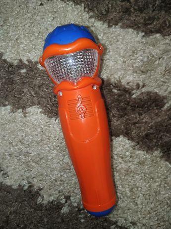 Микрофон детский, качество топ.