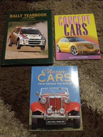 Rally Yearbook, Concept Cars, Classic Cars