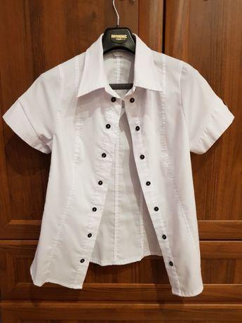 Koszula z krótkim rękawkiem vintage