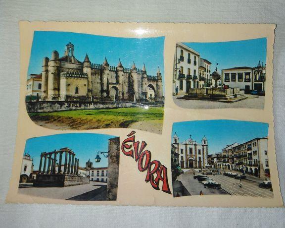 Vários postais Antigos Portugal /Estrangeiro