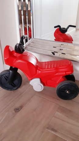 Motorek biegowy dziecięcy pchacz 12+