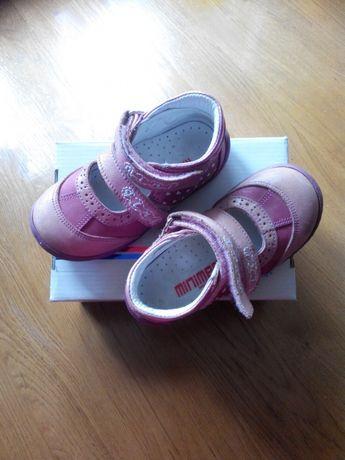 Туфли minimen кожа натуральная 23 размер