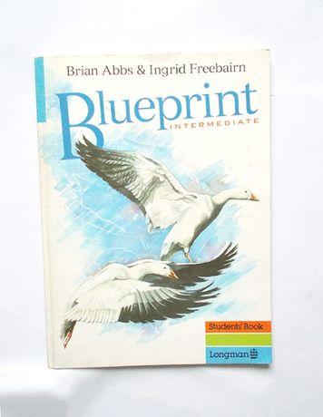Intermediate Blue Print książka, język angielski blue print podręcznik
