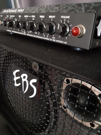 Amplificador / Coluna baixo EBS /vendo/troco