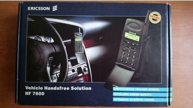 Zestaw głośno mówiący Ericsson HF7600 dla kolekcjonera nowy