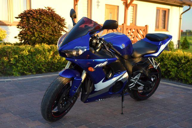 Yamaha R6 2005r RJ095