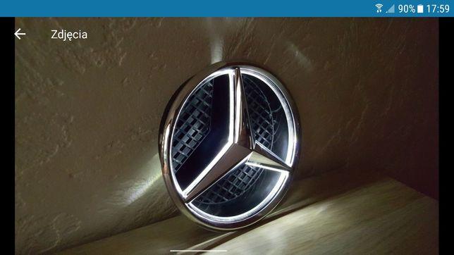 Gwiazda LED Mercedes A,B,E,GL,ML