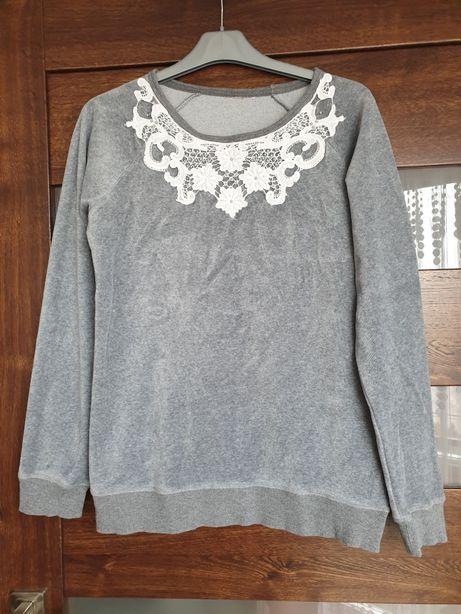 Szara bluza M/L