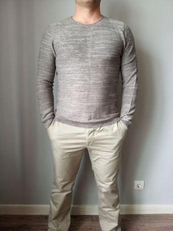 Легкий пуловер redhering