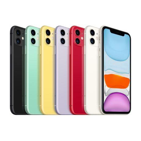 Новые iPhone 11 64 GB Ростест | Айфон 11