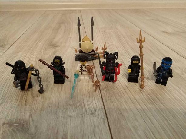 Lego minifigurki Ninjago - nr3