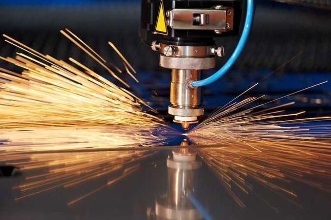 Cięcie laserowe cięcie laserem rur profili i blach, laser CNC