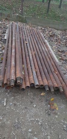 Żerdzia wiertnicze żerdzie do wiertnicy studni płuczkowa 3m 60mb 60mm