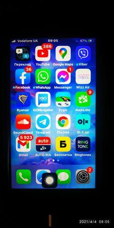 Продаю-Обмен iPhone 7 128 Gb 100% batareja