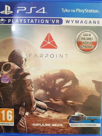 Farpoint PS4 PlayStation 4 Używana Kraków