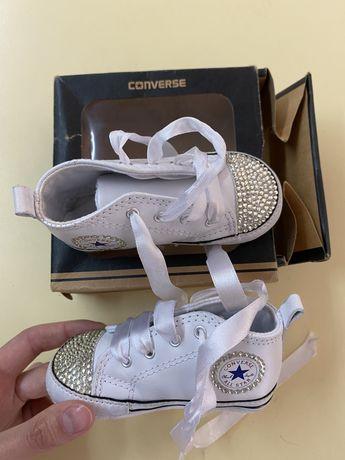 Пинетки 20 размер Converse
