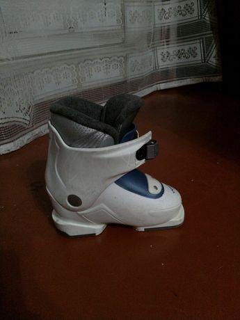 Лыжные ботинки детские 204 мм/17 см