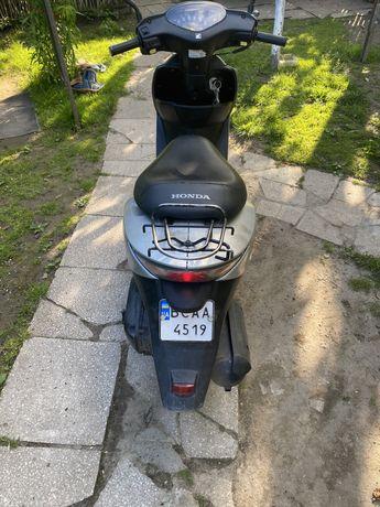 Скутер honda dio 62 на Реєстрації