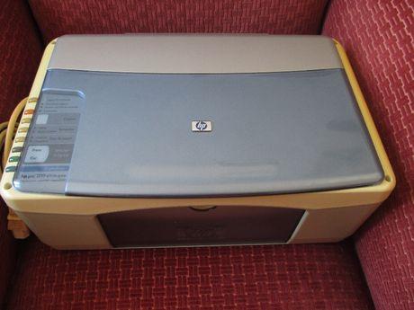 Impressora HP PSC 1210V All-In-One