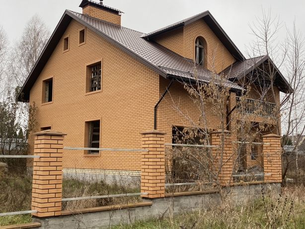 Путровка продажа кирпичного котеджа 260 кв/м