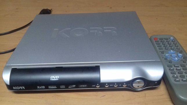 Odtwarzacz dvd Korr 2218
