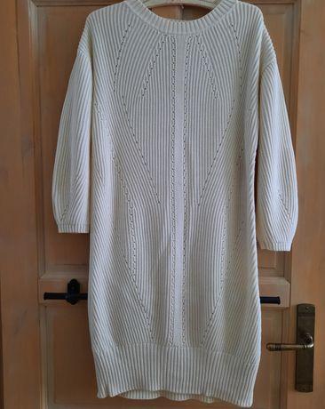 Massimo Dutti sukienka z dzianiny r XS