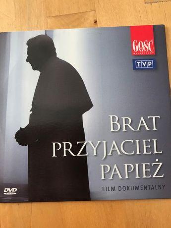 Mój przyjaciel papież film dokumentalny DVD
