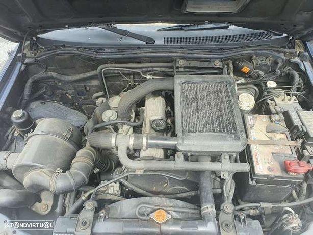 Mitsubishi Pajero L200 Strakar 2.5Td 115cv 4D56T Caixa de Velocidades Arranque + Alternador