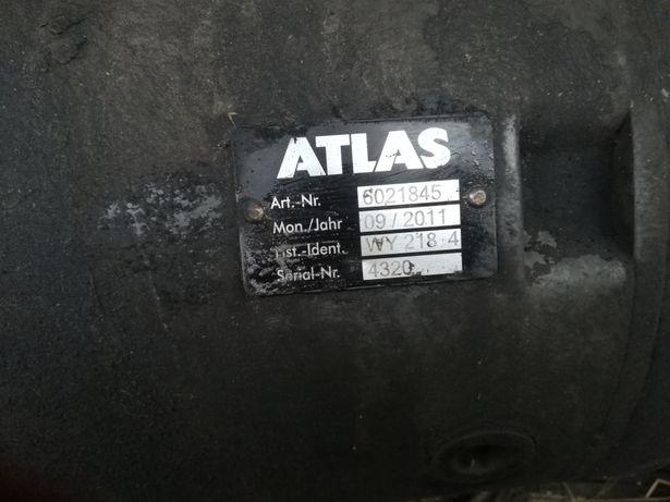 Most koparka Atlas 160 WSR