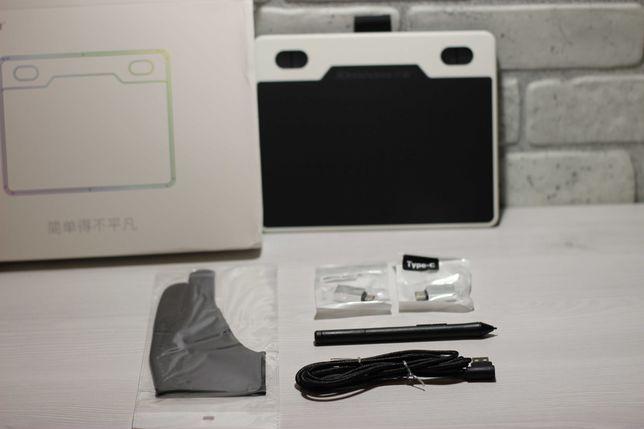 Графический планшет для рисования 10MOONS T503 + чехол в подарок