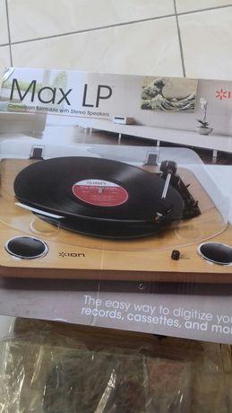 Gira discos Max LP